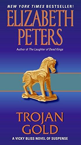 9780061656101: Trojan Gold: A Vicky Bliss Novel of Suspense (Vicky Bliss Series)