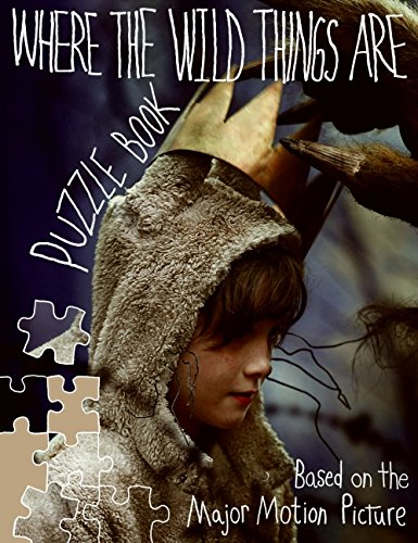 Where the Wild Things Are: Puzzle Book: Cameron, Alice