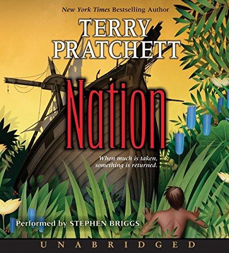 9780061658211: Nation CD