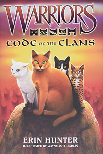 9780061660092: Warriors: Code of the Clans (Warriors Field Guide)