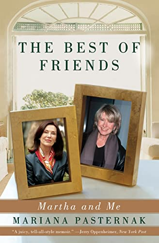 9780061661280: The Best of Friends: Martha and Me
