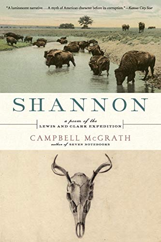 9780061661303: Shannon: A Poem of the Lewis and Clark Expedition