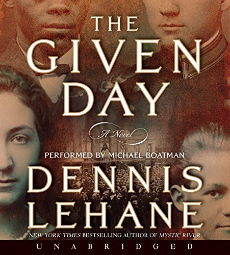 9780061661518: The Given Day