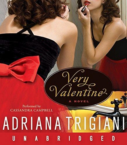 9780061662201: Very Valentine CD: A Novel