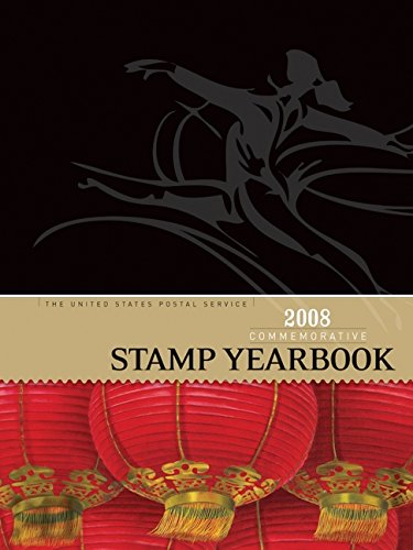 9780061662676: 2008 Commemorative Stamp Yearbook (US Postal Service)