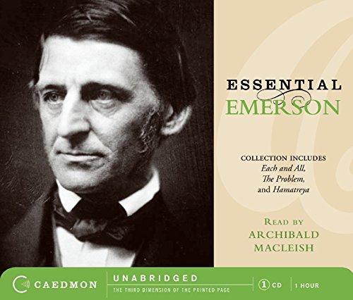 9780061663369: Essential Emerson CD