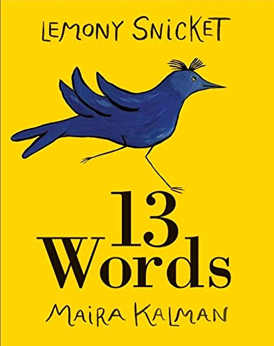9780061664656: 13 Words