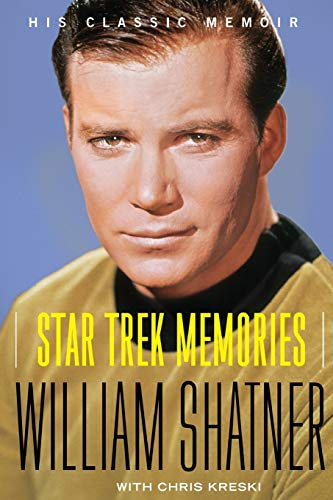 9780061664694: Star Trek Memories