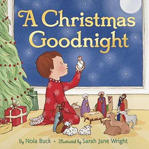9780061664915: A Christmas Goodnight
