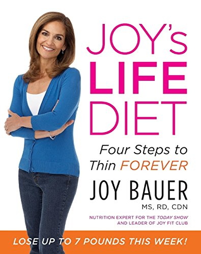 9780061665745: Joy's LIFE Diet: Four Steps to Thin Forever