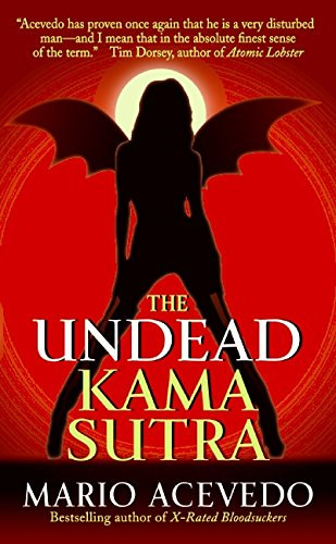 9780061667466: The Undead Kama Sutra (Felix Gomez)