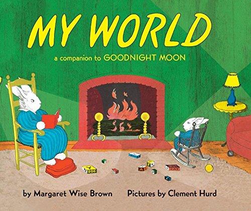 9780061667541: My World: Lap Edition