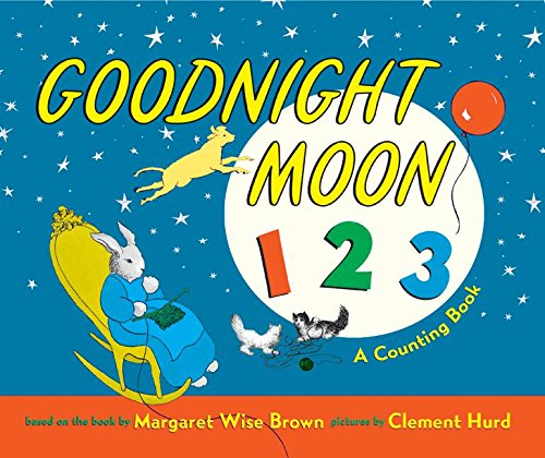 9780061667558: Goodnight Moon 123 Lap Edition