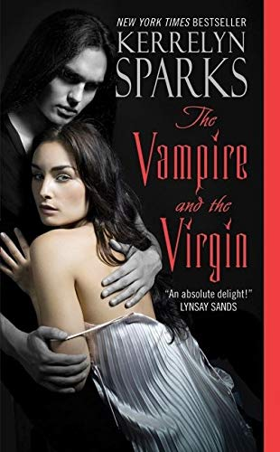 9780061667862: The Vampire and the Virgin (Love at Stake, Book 8)