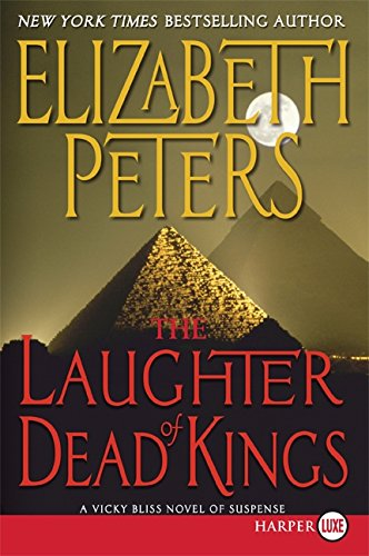9780061668289: Laughter of Dead Kings (Vicky Bliss, No. 6)