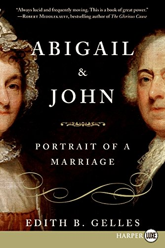9780061668364: Abigail and John LP: Portrait of a Marriage