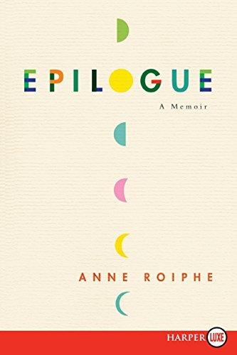 9780061668579: Epilogue: A Memoir