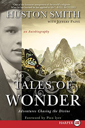 9780061669040: Tales of Wonder LP: Adventures Chasing the Divine, an Autobiography
