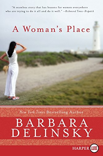 A Woman's Place LP: Barbara Delinsky, Karen