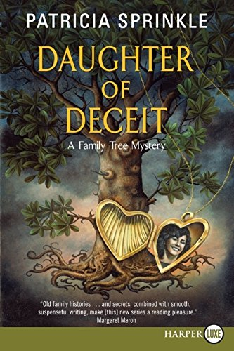 9780061669132: Daughter of Deceit (Family Tree Mysteries, No. 3)
