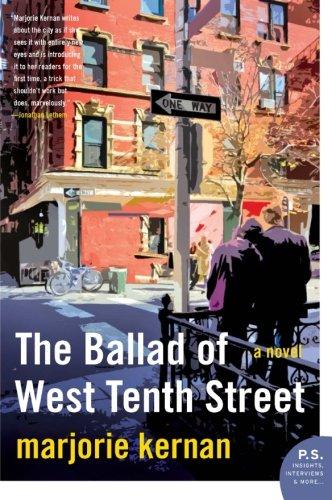 9780061669170: The Ballad of West Tenth Street: A Novel