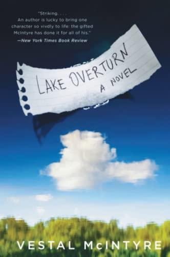 9780061671265: Lake Overturn: A Novel