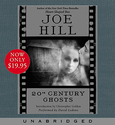 9780061671364: 20th Century Ghosts Low Price CD