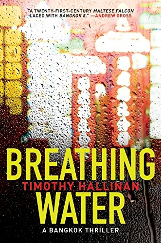 9780061672231: Breathing Water: A Bangkok Thriller (Poke Rafferty Thrillers)