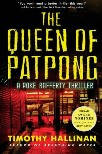9780061672279: The Queen of Patpong (Poke Rafferty Thrillers)
