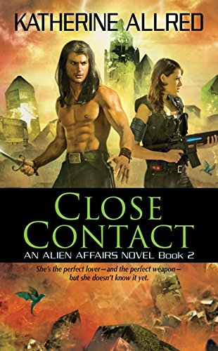 9780061672439: Close Contact (Alien Affairs)