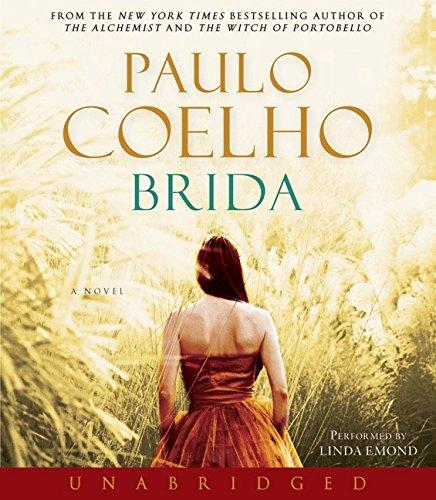 9780061672552: Brida CD: A Novel