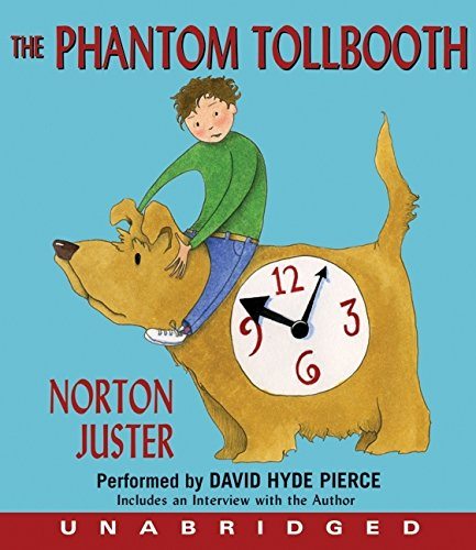 9780061672651: The Phantom Tollbooth CD