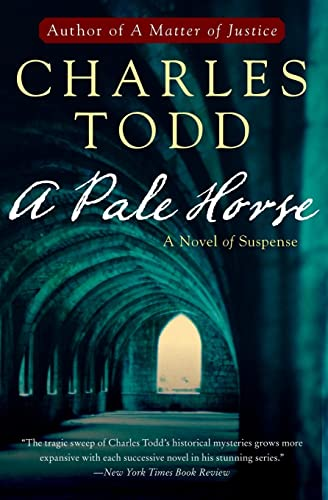 9780061672705: A Pale Horse: A Novel of Suspense (Inspector Ian Rutledge Mysteries)