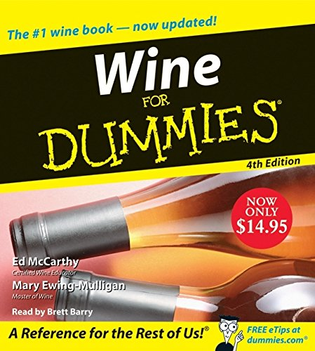 9780061672781: Wine for Dummies CD 4th Edition
