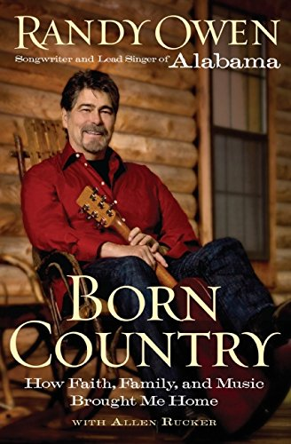 9780061673146: Born Country: My Life in Alabama--How Faith, Family, and Music Brought Me Home
