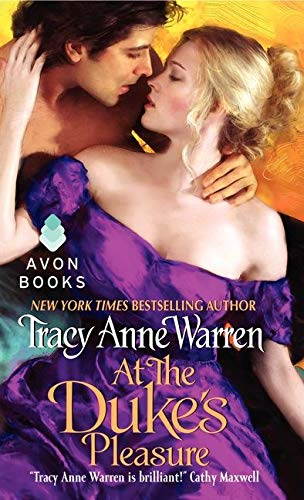 9780061673429: At the Duke's Pleasure (Byrons of Braebourne)
