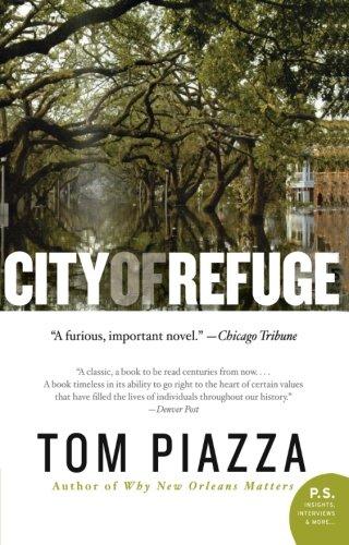 9780061673610: City of Refuge