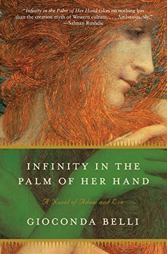 9780061673658: Infinity in the Palm of Her Hand: A Novel of Adam and Eve