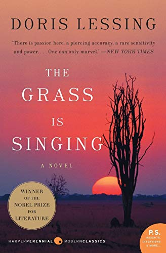 9780061673740: The Grass Is Singing