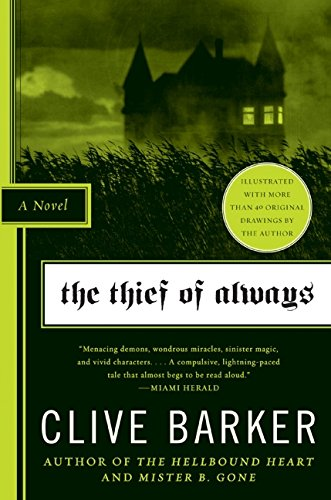 9780061684265: The Thief of Always