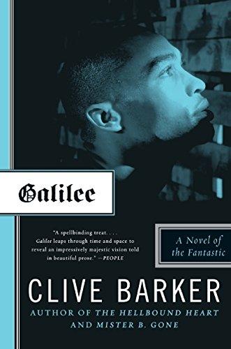 9780061684272: Galilee: A Novel of the Fantastic