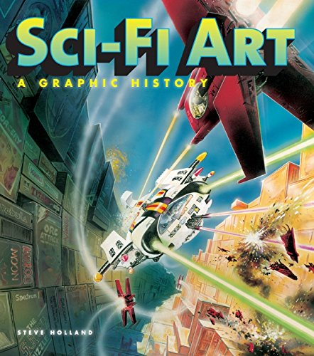 9780061684890: Sci-Fi Art: A Graphic History