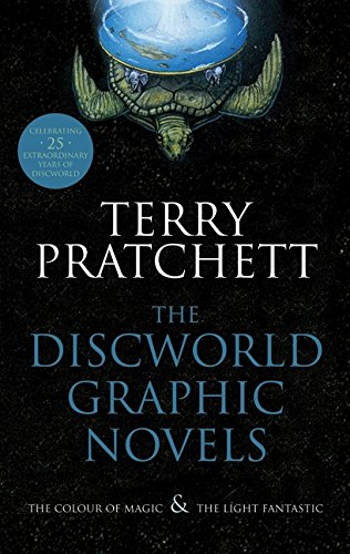 9780061685965: The Discworld Graphic Novels: The Colour of Magic and The Light Fantastic