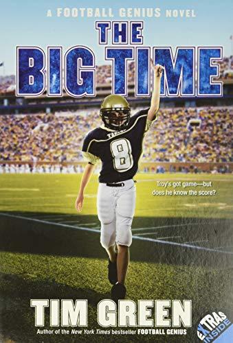 9780061686214: The Big Time (Football Genius)