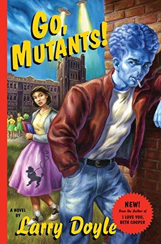 9780061686559: Go, Mutants!