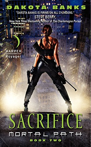 9780061687327: Sacrifice (Mortal Path, Book 2)