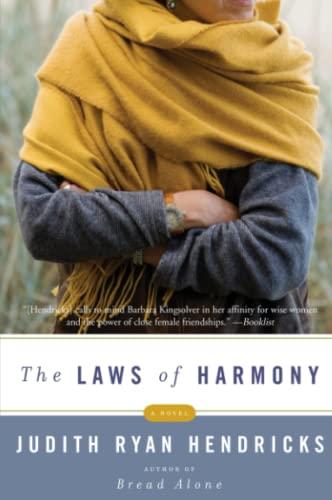 9780061687365: The Laws of Harmony: A Novel