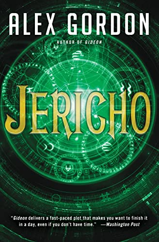 9780061687389: Jericho: A Novel