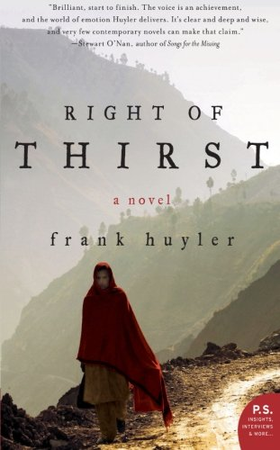 9780061687549: Right of Thirst
