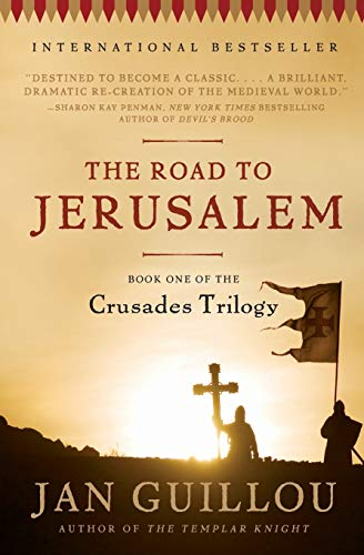 9780061688546: The Road to Jerusalem: Book One of the Crusades Trilogy